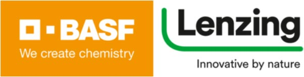 Logos BASF and Lenzing