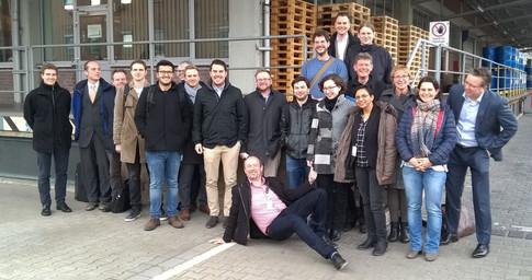 Plenary meeting in Duesseldorf